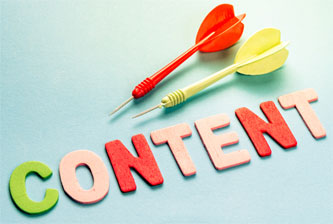 Create content easily